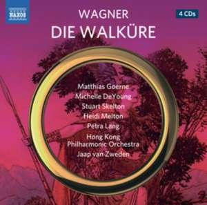 Die Walküre de Richard Wagner