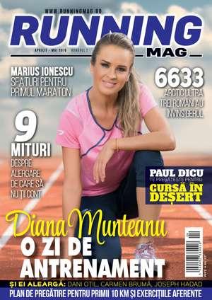 Running Mag, Numărul 2 de Running Mag