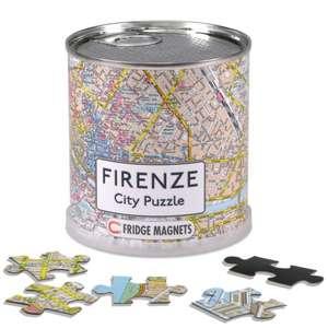 Florenz City Puzzle Magnets 100 Teile, 26 x 35 cm