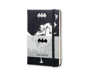 Moleskine Batman Limited Edition Hard Plain Pocket Notebook