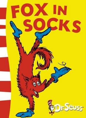 Fox in Socks de Dr. Seuss
