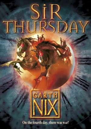 Sir Thursday de Garth Nix