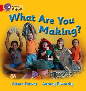 What Are You Making?