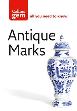 Antique Marks de Anna Selby