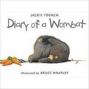 Diary of a Wombat de Jackie French