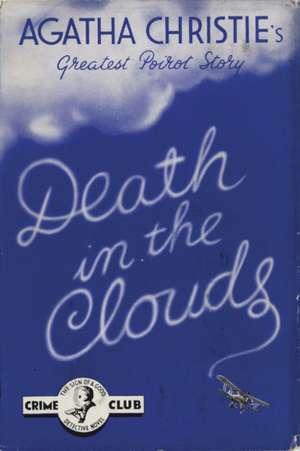 Death in the Clouds de Agatha Christie