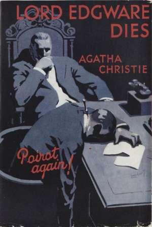 Lord Edgware Dies de Agatha Christie