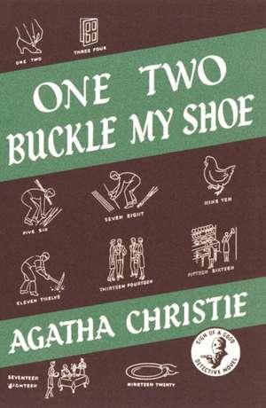 One, Two, Buckle My Shoe de Agatha Christie