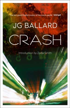 Crash de J. G. Ballard