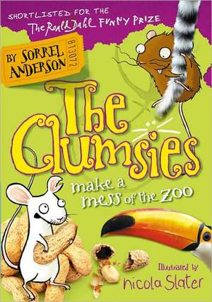 The Clumsies Make a Mess of the Zoo
