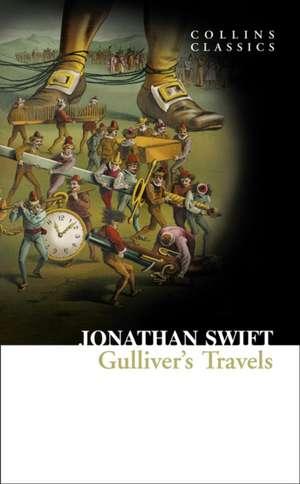 Gulliver's Travels de Jonathan Swift