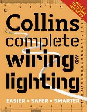 Collins Complete Wiring and Lighting de Albert Jackson