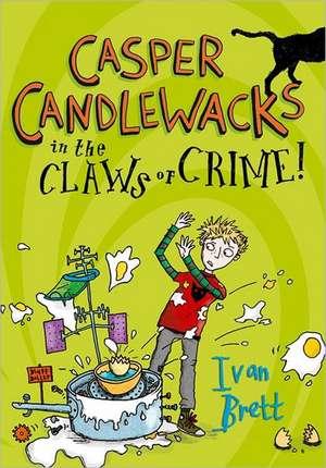 Casper Candlewacks in the Claws of Crime!