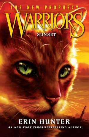 SUNSET: Warriors: The New Prophecy vol 6 de Erin Hunter