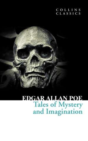 Poe, E: Tales of Mystery and Imagination
