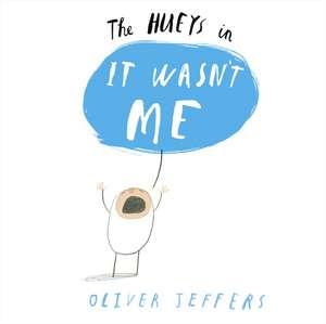 The Hueys - It Wasn't Me