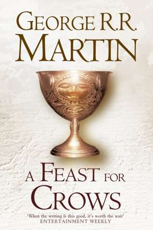 A Feast For Crows (Hardback reissue) de George R. R. Martin