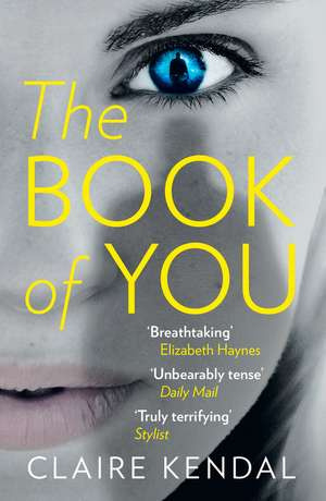 The Book of You de Claire Kendal