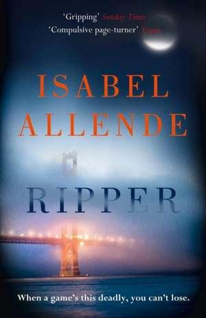 Ripper de Isabel Allende