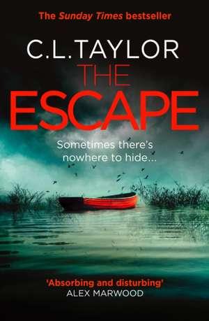 Escape de C. L. Taylor