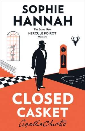 Closed Casket de Sophie Hannah