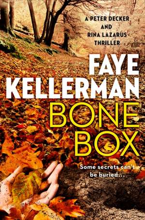 Peter Decker And Rina Lazarus Crime Thriller de Faye Kellerman