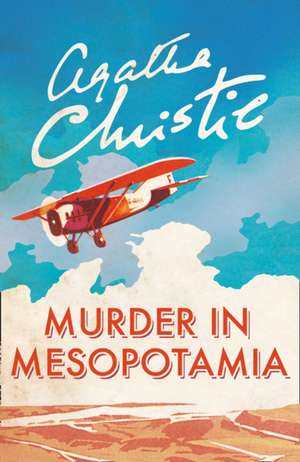 Murder in Mesopotamia de Agatha Christie