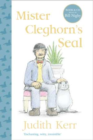Mister Cleghorn's Seal. Book + CD