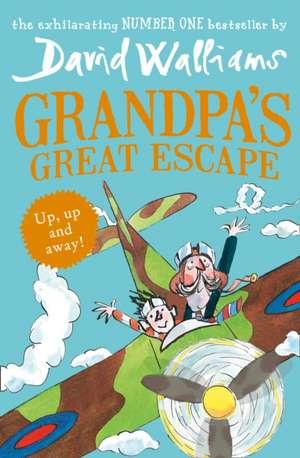 Grandpa's Great Escape de David Walliams