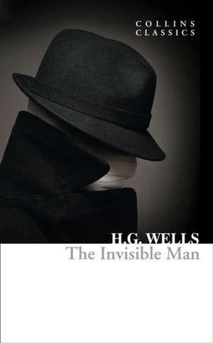 Invisible Man de H. G. Wells