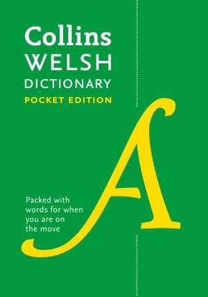 Collins Spurrell Welsh Pocket Dictionary de  Collins Dictionaries