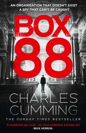 Box 88 de Charles Cumming