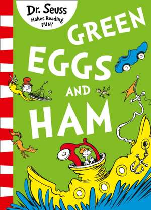 Green Eggs and Ham de Dr. Seuss