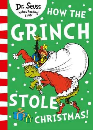How the Grinch Stole Christmas! de Dr. Seuss