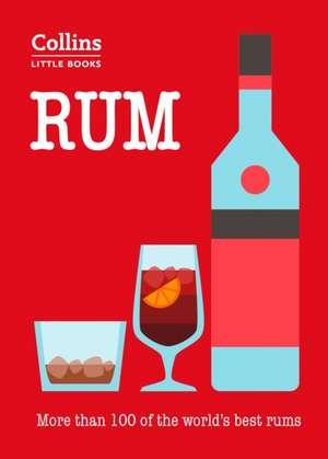 Rum de Dominic Roskrow