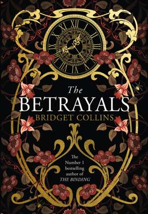 The Betrayals de Bridget Collins