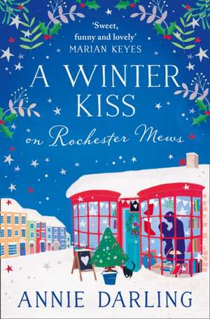 Under the Mistletoe at the Lonely Hearts Bookshop de Annie Darling