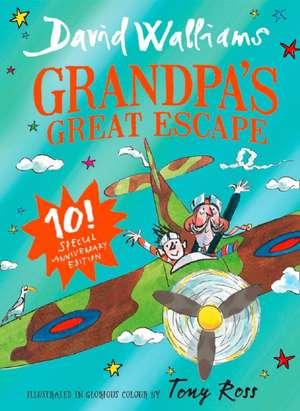 Walliams, D: Grandpa's Great Escape de David Walliams