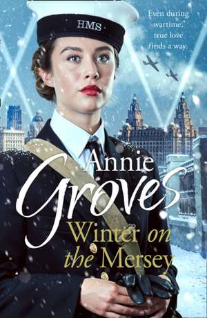 Winter on the Mersey de Annie Groves