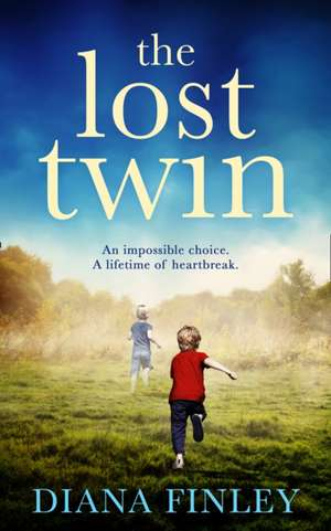 The Lost Twin de Diana Finley
