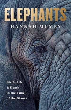 Elephant in the Mirror de Dr Hannah Mumby