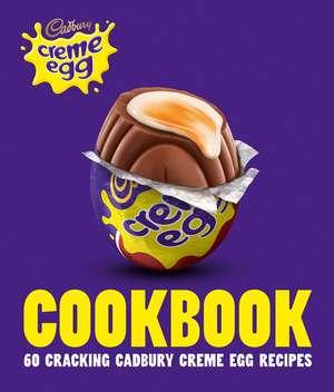 Creme Egg Cookbook de Cadbury