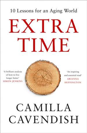 EXTRA TIME PB de CAMILLA CAVENDISH
