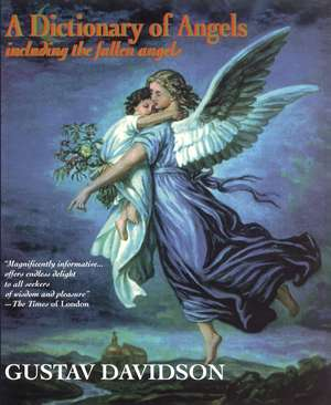 Dictionary of Angels imagine