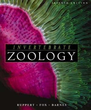 Invertebrate Zoology de Richard Fox