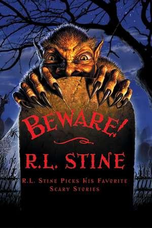 Beware! de R. L. Stine