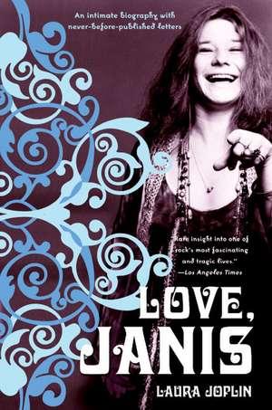 Love, Janis de Laura Joplin