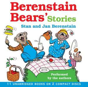 Berenstain Bear's Stories CD