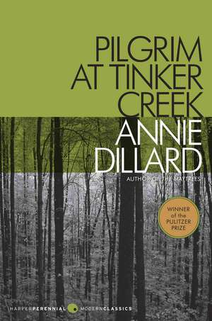 Pilgrim at Tinker Creek de Annie Dillard