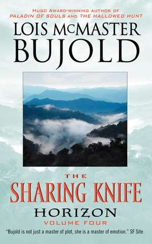 The Sharing Knife, Volume Four: Horizon de Lois McMaster Bujold